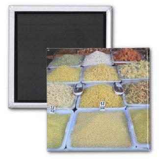 Pasta, Cereal, Basket, Italian Food, Market Magnet