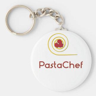 Pasta Chef Keychain