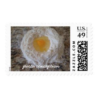 Pasta Conception Stamp