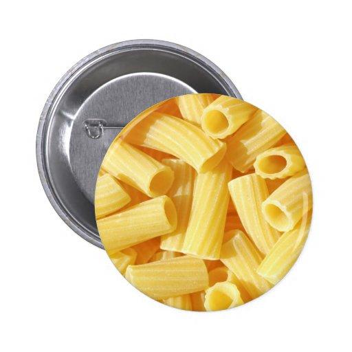 Pasta food pinback button