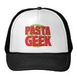 Pasta Geek Trucker Hat