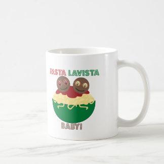 Pasta Lavista, Baby Classic White Coffee Mug