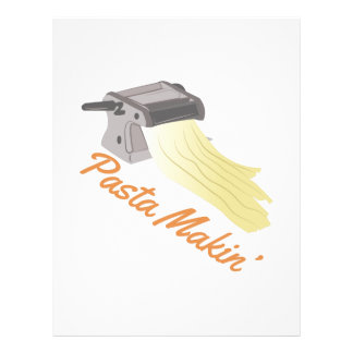 Pasta Makin Letterhead
