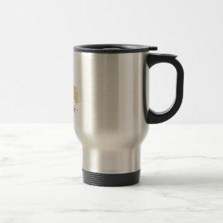 Pasta Makin 15 Oz Stainless Steel Travel Mug