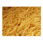 Pasta Night Dinner Invite Postcard