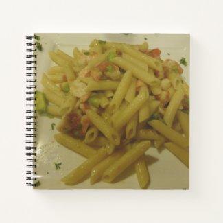 Pasta Notebook