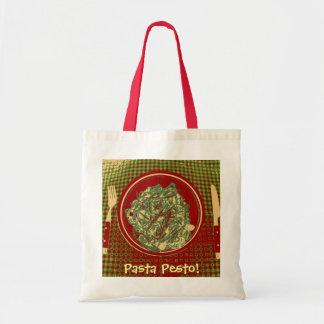 Pasta Pesto! Tote Bag