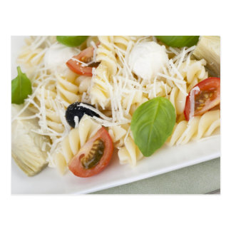 Pasta Salad Postcard