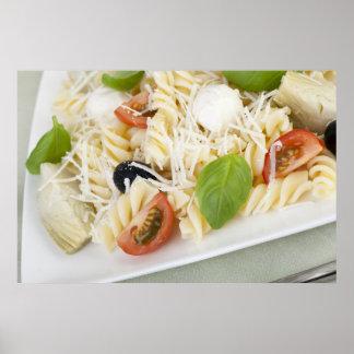 Pasta Salad Print