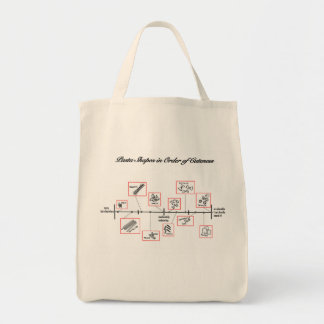 Pasta Scale: tote bags