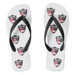 PASTA Shield on Flip Flops
