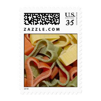 Pasta Stamps