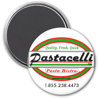 Pastacelli™ Bistro Logo Magnet