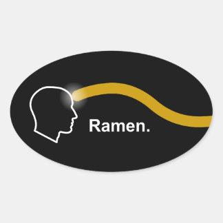 Pastafarianism - pegatina de los Ramen