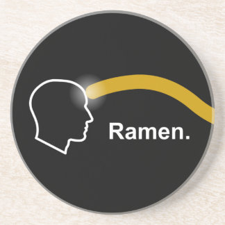 Pastafarianism - práctico de costa de los Ramen Posavasos Cerveza