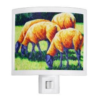 Pastando las ovejas - ovejas Nightlite Luz De Noche