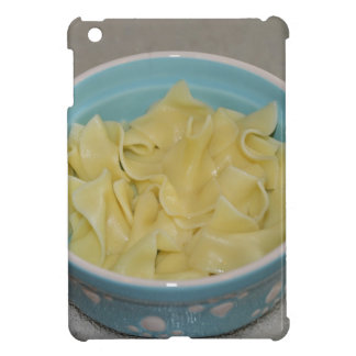 Pastas de los tallarines de huevo
