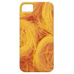 Pastas del pelo del ángel funda para iPhone SE/5/5s