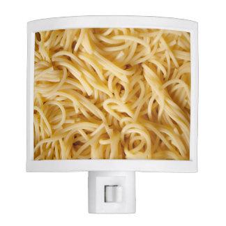 Pastas frescas lámparas de noche