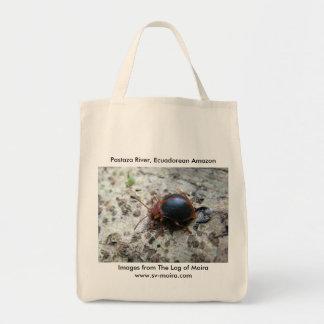 Pastaza River, Ecuadorean Amazon Grocery Tote Bag