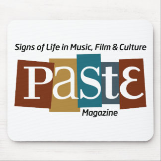 Paste Block Logo Mag and Tag Color Mouse Pad