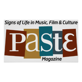 Paste Block Logo Mag and Tag Color Posters