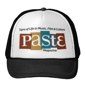 Paste Block Logo Mag and Tag Color Trucker Hat