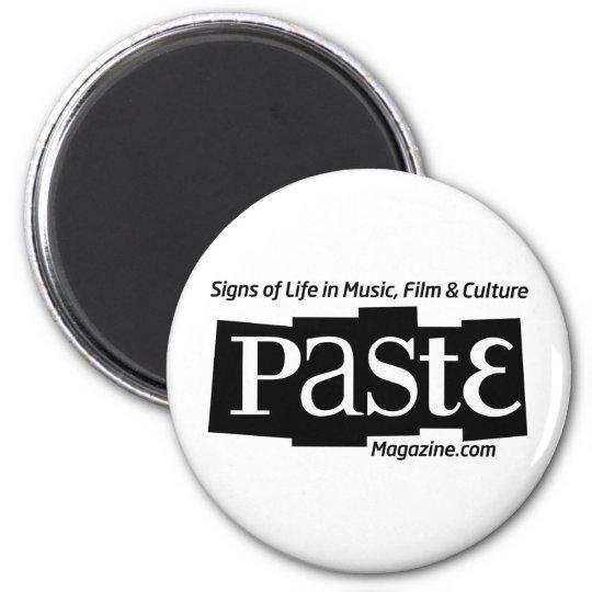 Paste Block Logo Url and Tag Black Magnet