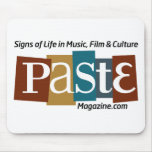 Paste Block Logo Url and Tag Color Mouse Pads