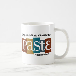 Paste Block Logo Url and Tag Color Classic White Coffee Mug