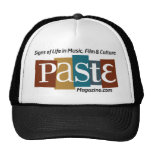 Paste Block Logo Url and Tag Color Trucker Hat