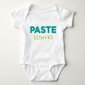 PASTE (Ctrl V) Copy & Paste T Shirts