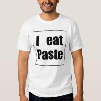 Paste Eater T Shirt