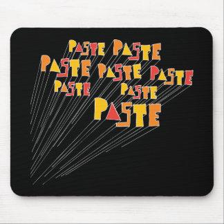 Paste Hand Drawn Logo Array Mousepad