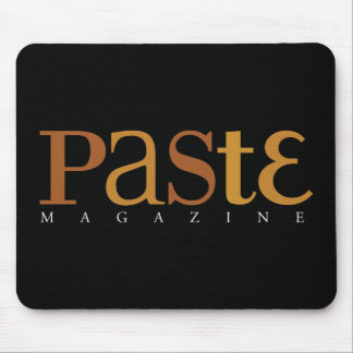 Paste Issue 2 Classic Logo Mousepad