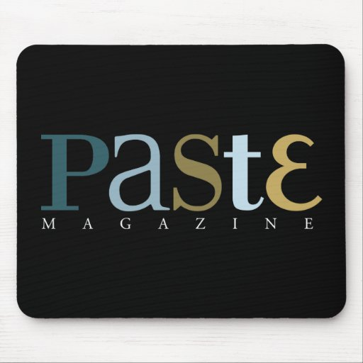 Paste Issue 3 Classic Logo Mousepad
