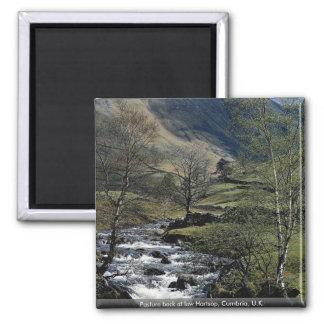 Paste la cuba de tintura en Hartsop bajo, Cumbria, Imán