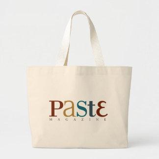 Paste Official Logo Bag