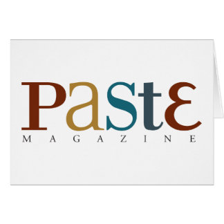 Paste Official Logo Greeting Card