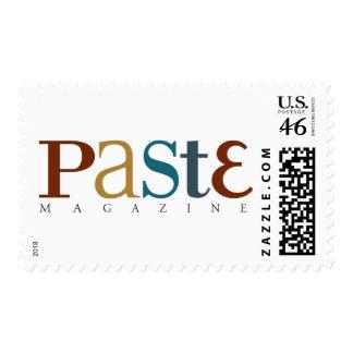 Paste Official Logo Postage Stamp