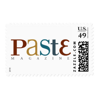 Paste Official Logo Postage Stamp
