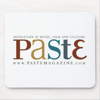 Paste Original Logo Mousepad