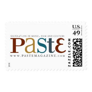 Paste Original Logo Postage Stamp