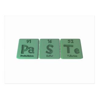 Paste-Pa-S-Te-Protactinium-Sulfur-Tellurium.png Postcard