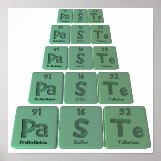Paste-Pa-S-Te-Protactinium-Sulfur-Tellurium.png Posters