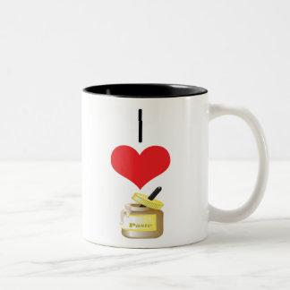 paste Two-Tone coffee mug