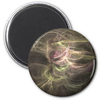 Pastel 2 Inch Round Magnet