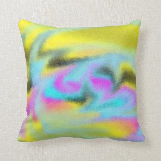Pastel Abstract MoJo Pillow