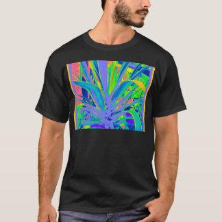 Pastel American Agave Cacti  Art by Sharles T-Shirt