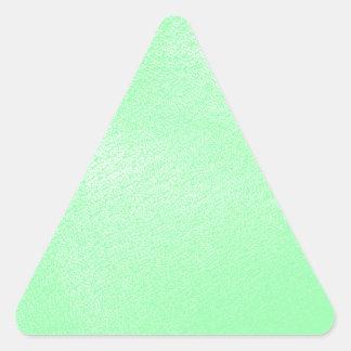 Pastel Aqua Green Leather Look Stickers